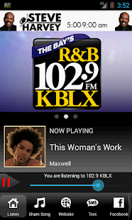 102.9 KBLX - screenshot thumbnail