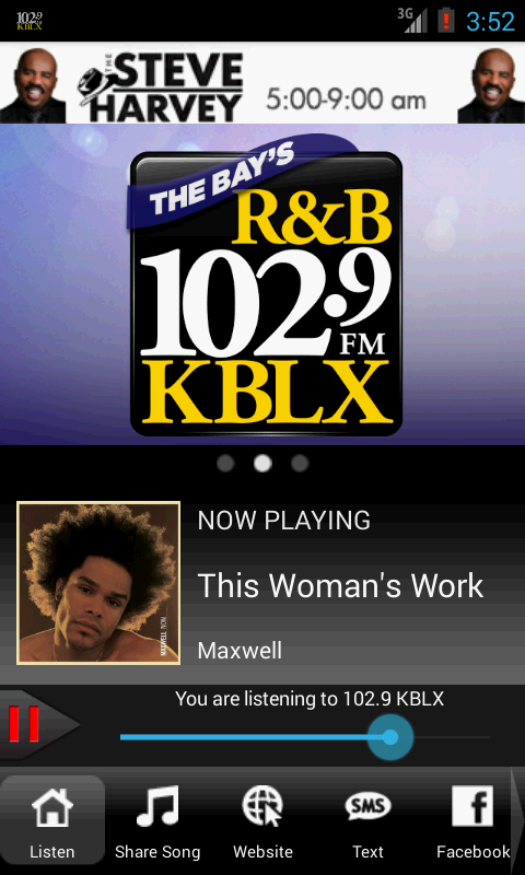 102.9 KBLX - screenshot