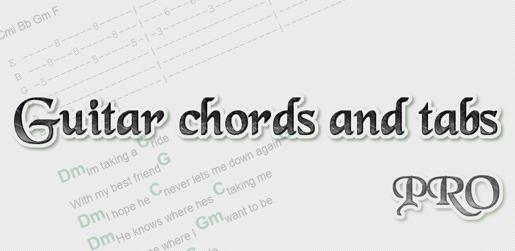 Download Guitar Chords And Tabs Pro Apk Latest Version App For