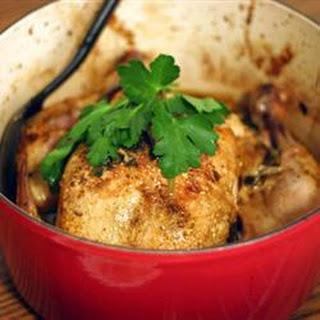 Chicken with Garlic, Garlic and More Garlic.
