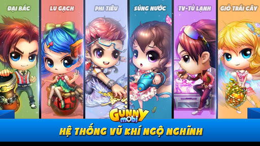 download game gunny