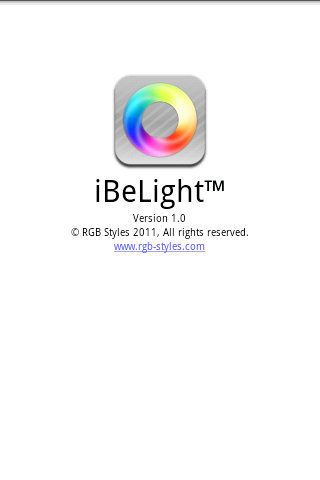 iBeLight  screenshots 2