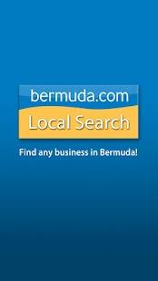 Bermuda Business Directory- screenshot thumbnail