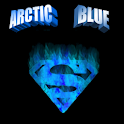 Shady Arctic Blue CM7 Donate logo