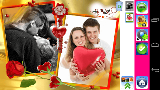 love frames photo collage by xocrais google play united states