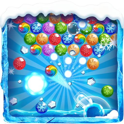 Ice Bubble Shooter LOGO-APP點子