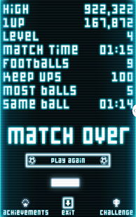 Juggle! Soccer Screenshot