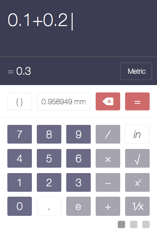 Turo – The Useful Calculator