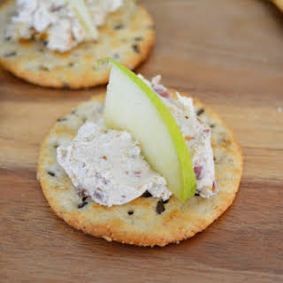 Feta with Date and Bacon Spread.