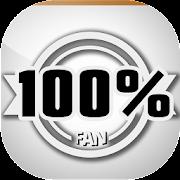 100% Fan del Real Madrid