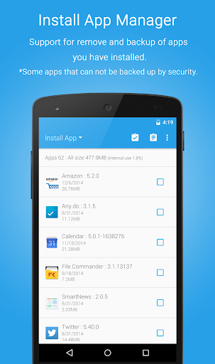 App Manager Free:Uninstall Apk