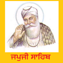 Japji Sahib in Gurmukhi icon