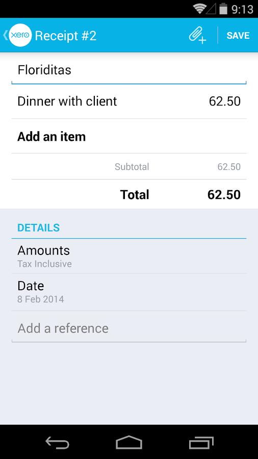 Xero Accounting Software - screenshot