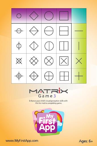 Matrix game 3 - KIM