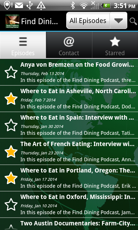 Taste Trekkers: Find Dining- screenshot