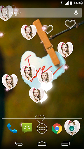 My Love Photo Live Wallpaper