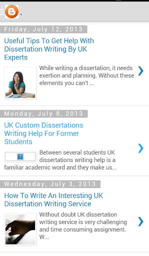 Help on dissertation 1 decembrie