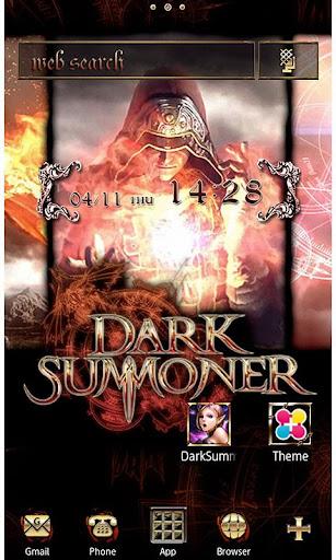 Dark Summoner Theme [+] HOME 1.3 Windows u7528 1