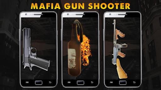黑手党枪射击
