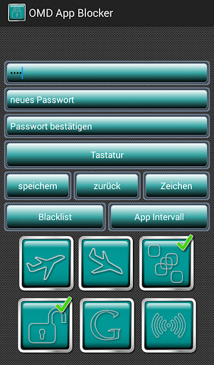 App Blocker Danke OMD