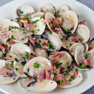 Spanish Clams.