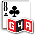 G4A: Crazy Eights logo
