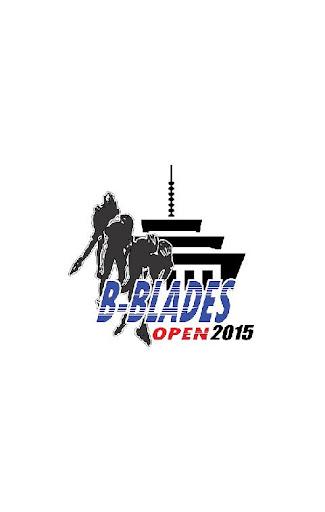 B-Blade Open 2015