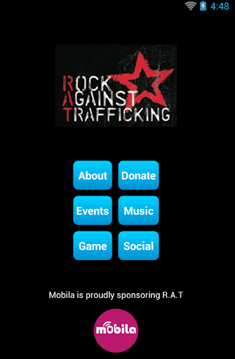 Rock Against Trafficking R.A.T
