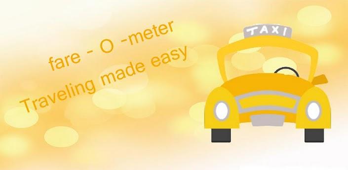 fare   O   meter v1.0.0