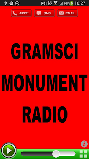 Gramsci Monument Radio - screenshot thumbnail