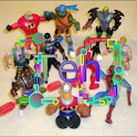 Count Action Toys 1-10 FREE icon