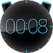 Stopwatch, timer & alarm