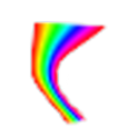 Gravity Rainbow logo