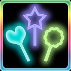 Juego de barra luminosa icon