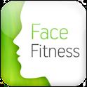 Yoga Fitness du visage. icon