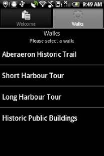 Aberaeron Walking Tour- screenshot thumbnail