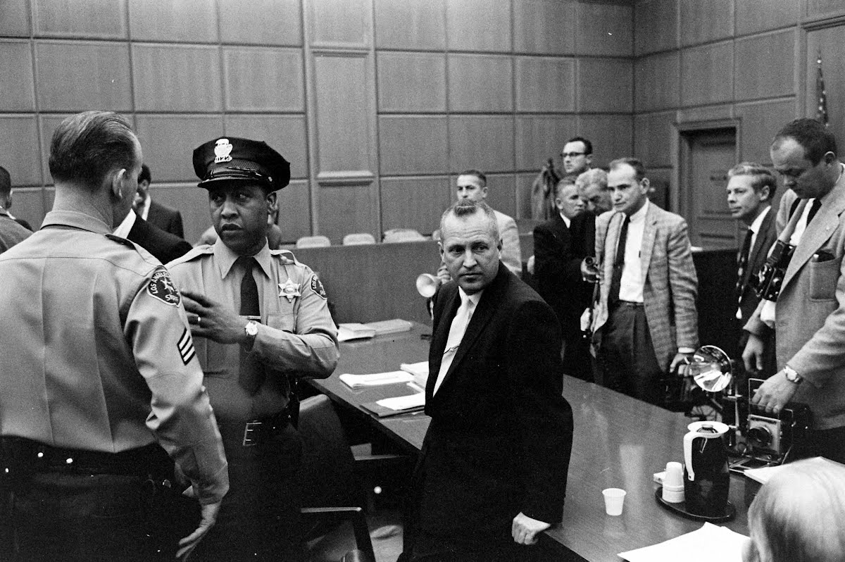 Finch Murder Trial