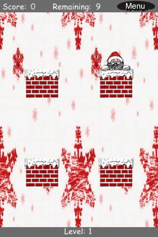 Chimney Santa- screenshot