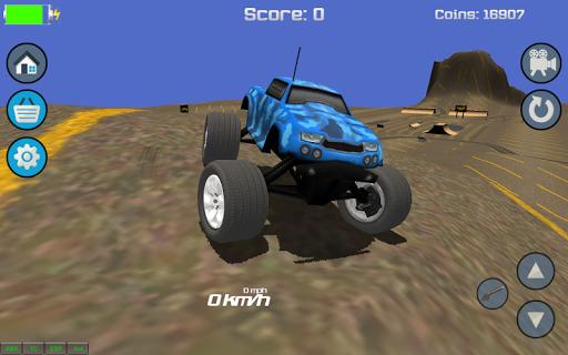 RC Car - Hill Racing Driving Simulator  screenshots 11