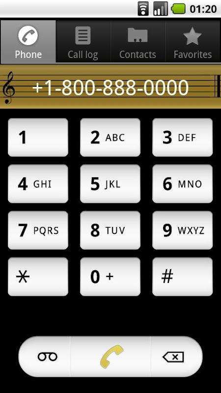 Piano Dialer Pro APK 1 0 0 Download - Free Communication APK Download