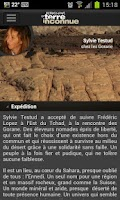 Screenshot of Rendez-vous en Terre Inconnue