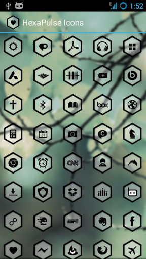 HexaPulse Icons (NOVA/APEX/GO) 1.2 screenshots 1