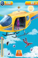 Screenshot of Skydiving Challenge