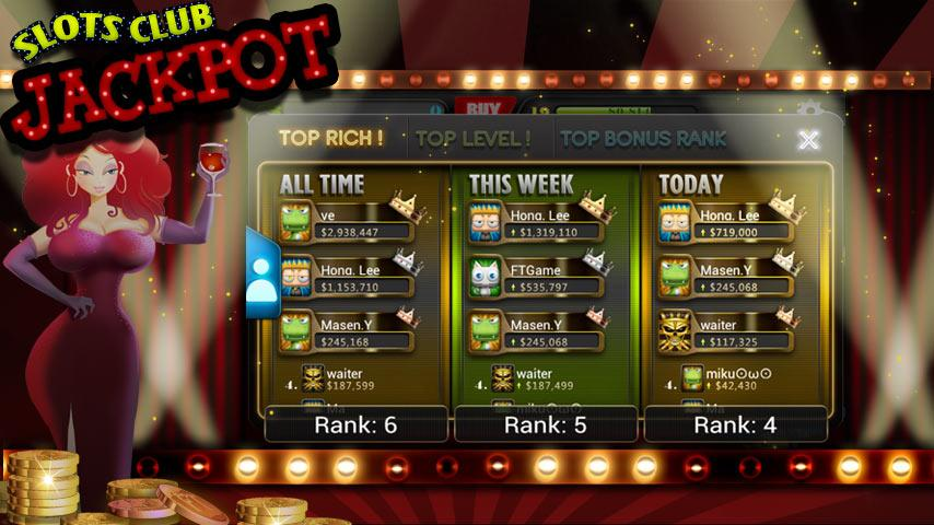 Jackpot Slots Club Beta - screenshot