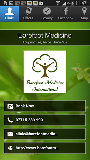 Barefoot Medicine