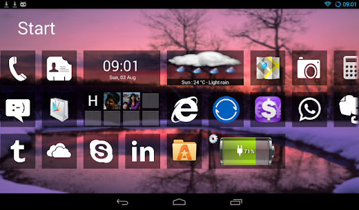 Home8+ like Windows 8 Launcher V5.2.1 Mod APK 10