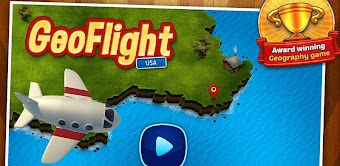 GeoFlight USA: Geography