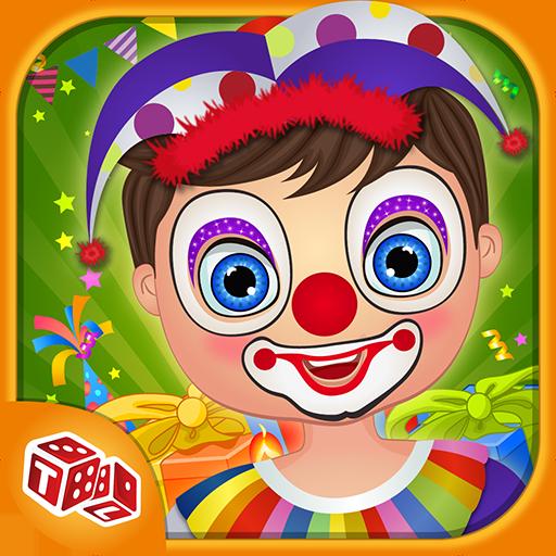 儿童服装派对装扮 休閒 App LOGO-APP試玩