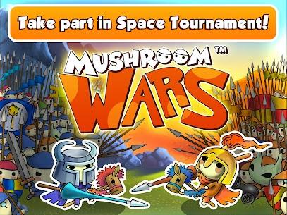 Mushroom Wars Mod Apk (Unlimited Money) 3