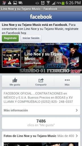【免費音樂App】Lino Noe y su Tejano Music-APP點子